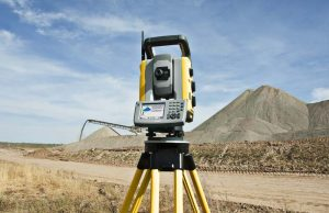 trimble total stations